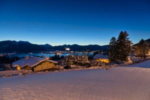 Laker Tegernsee in Winter Mood