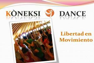 kòneksi dance petita